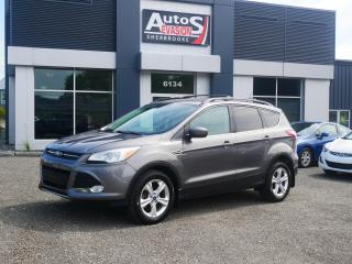 Used 2013 Ford Escape FWD SE 1.6 ECOBOOST for sale in Sherbrooke, QC