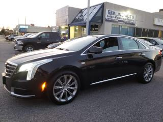 Used 2018 Cadillac XTS W30 Stretch Livery NO ACCIDENTS|BLUETOOTH|CERTIFIED for sale in Concord, ON