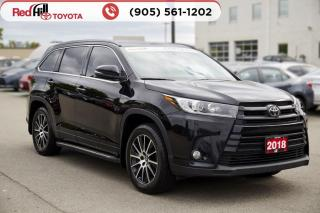 Used 2018 Toyota Highlander XLE for sale in Hamilton, ON