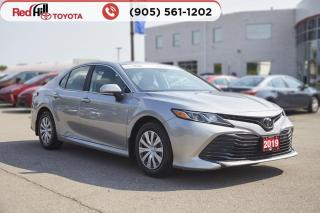 Used 2019 Toyota Camry LE for sale in Hamilton, ON