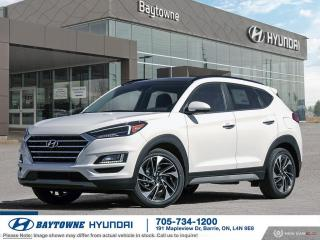 New 2020 Hyundai Tucson AWD 2.4L Ultimate for sale in Barrie, ON
