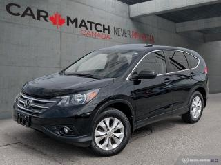 Used 2014 Honda CR-V EX / SUNROOF / ALLOY'S for sale in Cambridge, ON