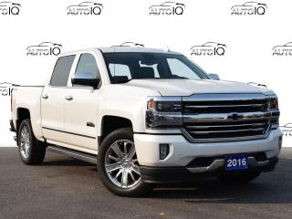 Used 2016 Chevrolet Silverado 1500 High Country for sale in Tillsonburg, ON