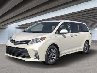New 2020 Toyota Sienna XLE AWD 7-Passenger V6 for sale in Surrey, BC