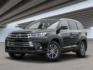 New 2019 Toyota Highlander XLE AWD for sale in Surrey, BC