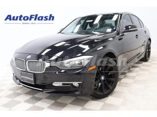 Used 2014 BMW 3 Series xDrive Premium *GPS *Toit-Ouvrant / Sunroof for sale in St-Hubert, QC