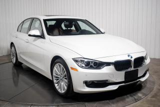 Used 2015 BMW 3 Series 328D XDRIVE CUIR BRUN TOIT for sale in St-Hubert, QC