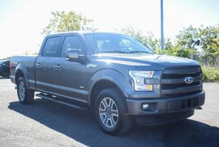 Used 2015 Ford F-150 LARIAT 4X4 3.5L MAGS TOIT PANO CUIR for sale in St-Hubert, QC