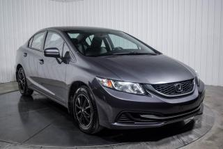 Used 2015 Honda Civic LX A/C MAGS BLUETOOTH for sale in St-Hubert, QC