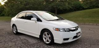 Used 2011 Honda Civic SE **SUNROOF / MANUAL / POWER OPTIONS*** for sale in Mississauga, ON