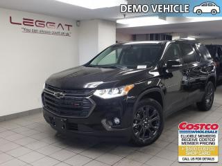 New 2020 Chevrolet Traverse RS - Sunroof for sale in Burlington, ON