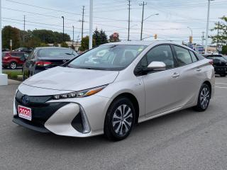 Used 2020 Toyota Prius Prime ONE OWNER+LOW KMS! for sale in Cobourg, ON