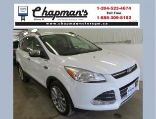 Used 2014 Ford Escape SE Heated Seats, Remote Start, Bluetooth for sale in Killarney, MB