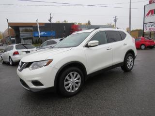 Used 2015 Nissan Rogue CAGE ARRIÈRE AUTO CAMERA A/C BLUETOOTH CRUISE for sale in St-Eustache, QC