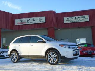 Used 2013 Ford Edge SEL for sale in West Saint Paul, MB