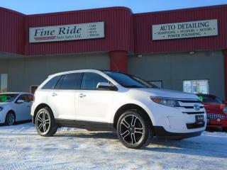 Used 2014 Ford Edge SEL for sale in West Saint Paul, MB