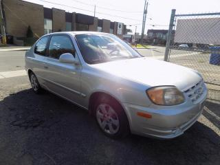 Used 2003 Hyundai Accent ***GSi,AUTOMATIQUE,BAS KILO*** for sale in Longueuil, QC