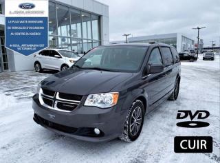 Used 2016 Dodge Grand Caravan 4dr Wgn Sxt Premium for sale in Victoriaville, QC