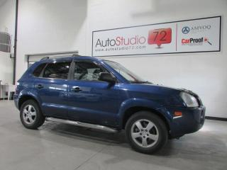 Used 2007 Hyundai Tucson Traction avant 4 portes, 4 cyl. en ligne for sale in Mirabel, QC