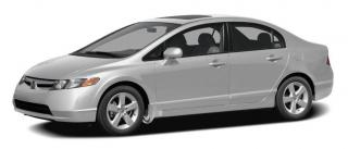 Used 2007 Honda Civic LX for sale in Whitchurch-Stouffville, ON