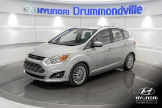 Used 2014 Ford C-MAX ENERGI SEL + GARANTIE + CUIR + MAGS + WO for sale in Drummondville, QC