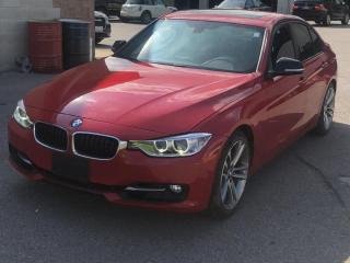 Used 2012 BMW 3 Series 4dr Sdn 328i RWD for sale in Caledon, ON