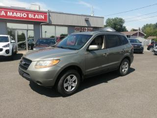 Used 2009 Hyundai Santa Fe 2.7L Auto GL BANC CHAUFFANT **DÉMARREUR A DISTANC for sale in Mcmasterville, QC