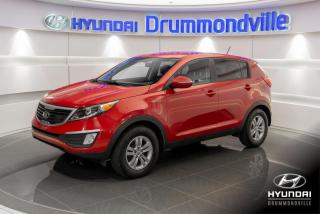 Used 2013 Kia Sportage LX + GARANTIE + A/C + MAGS + CRUISE + BL for sale in Drummondville, QC