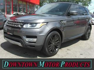 Used 2014 Land Rover Range Rover Sport V8 Supercharged for sale in London, ON