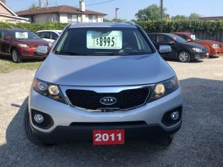 Used 2011 Kia Sorento EX for sale in Hamilton, ON