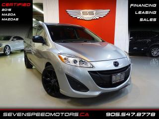Used 2015 Mazda MAZDA5 BACK-UP CAM | CERTIFIED | FINANCE @ 4.65% for sale in Oakville, ON