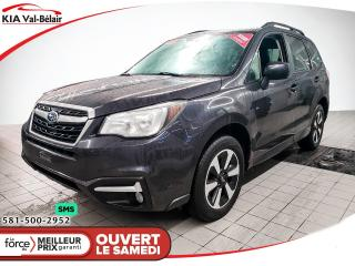 Used 2018 Subaru Forester *2.5I*LIMITED*TOIT*CAMÉRA*AIR*CRUISE* for sale in Québec, QC