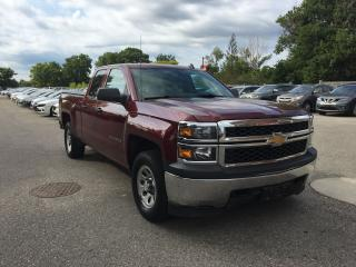 Used 2014 Chevrolet Silverado 1500 Work Truck w/2WT for sale in London, ON