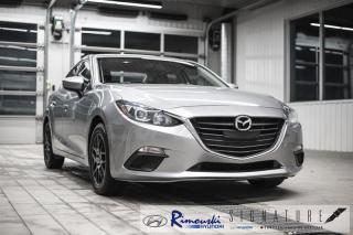 Used 2016 Mazda MAZDA3 GX chez Rimouski Hyundai for sale in Rimouski, QC