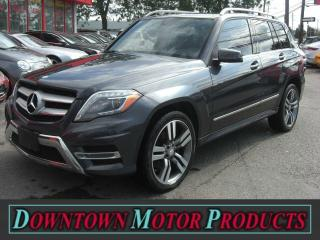 Used 2015 Mercedes-Benz GLK-Class GLK 250 BlueTEC for sale in London, ON