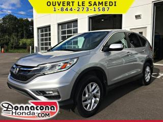 Used 2016 Honda CR-V SE AWD *GARANTIE 10 ANS / 200 000 KM* for sale in Donnacona, QC