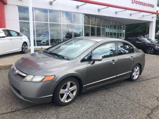 Used 2008 Honda Civic LX *UN SEUL PROPRIETAIRE* for sale in Donnacona, QC