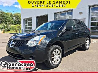 Used 2010 Nissan Rogue S * SEULEMENT 134 971 KM* for sale in Donnacona, QC
