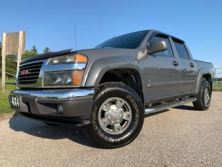 Used 2008 GMC Canyon SLE for sale in Guelph, ON