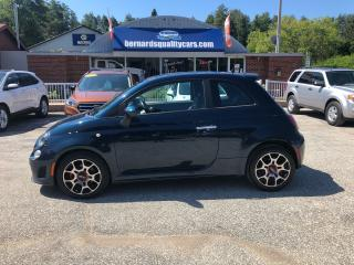 Used 2013 Fiat 500 Sport Turbo for sale in Flesherton, ON