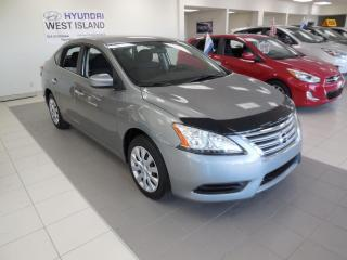 Used 2014 Nissan Sentra S AUTO A/C CRUISE BT GROUPE ÉLECTRIQUE for sale in Dorval, QC