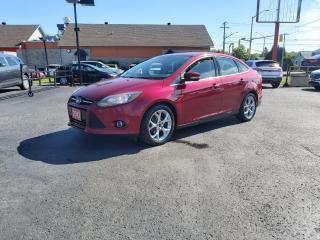 Used 2013 Ford Focus Titanium for sale in Cornwall, ON