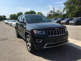 Used 2015 Jeep Grand Cherokee Limited for sale in London, ON