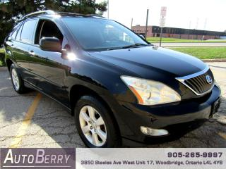Used 2008 Lexus RX 350 4WD - 3.5L for sale in Woodbridge, ON