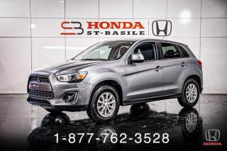 Used 2013 Mitsubishi RVR ES + MANUELLE + A/C + CRUISE + WOW! for sale in St-Basile-le-Grand, QC
