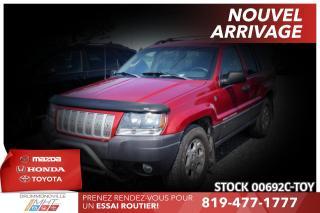 Used 2004 Jeep Grand Cherokee Laredo for sale in Drummondville, QC