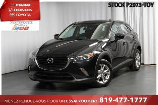 Used 2017 Mazda CX-3 GS| BOUTON POUSSOIR| MAGS for sale in Drummondville, QC