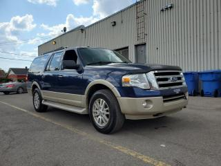 Used 2010 Ford Expedition EL EDDIE BAUER *8 PASSAGERS*1 OWNER* 89$/SEM for sale in St-Jérôme, QC
