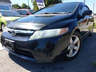 Used 2008 Honda Civic EX-L for sale in Ottawa, ON