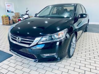 Used 2014 Honda Accord Sport I ALLOY BACK UP CAMERA for sale in Brampton, ON